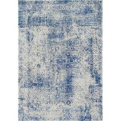 Marisol Oriental Blue Area Rug - Wayfair