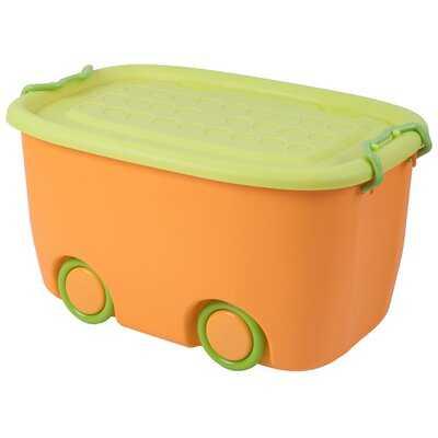 Vincenza Stackable Storage Toy Box - Wayfair