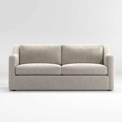 """Notch 78"""" Sofa - Crate and Barrel"""