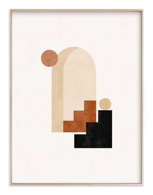 Rustic Geometry 1 Art Print - Minted