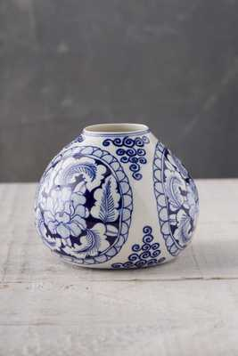 Chinoiserie Vase - Anthropologie