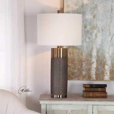 Brannock Bronze Table Lamp - Hudsonhill Foundry
