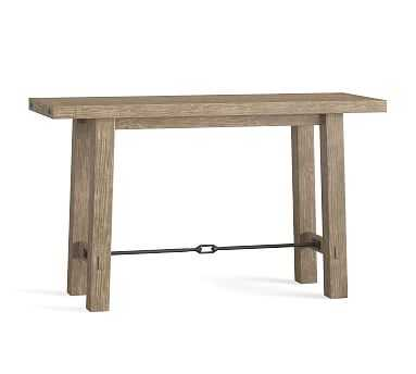 Benchwright Counter Height Table, Seadrift - Pottery Barn