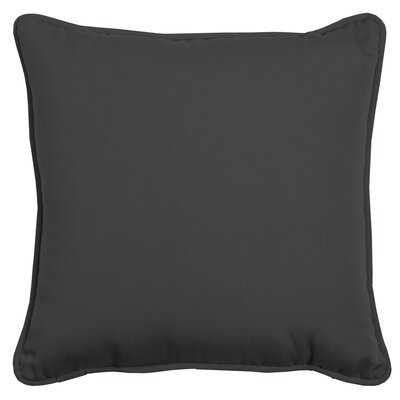 Dearia Outdoor Square Pillow Cover & Insert - Wayfair