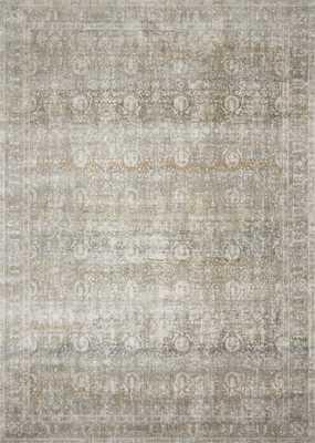 "Loloi Anastasia AF-21 Grey / Multi 7'-10"" x 10'-10"" - Loma Threads"