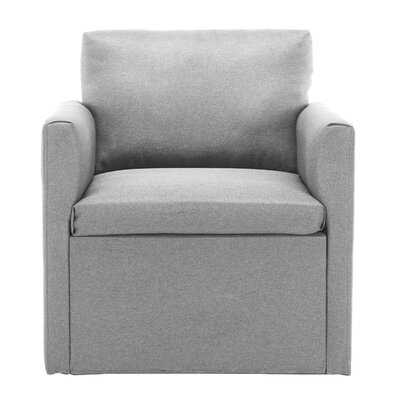 Dennys Cotton Armchair - Wayfair