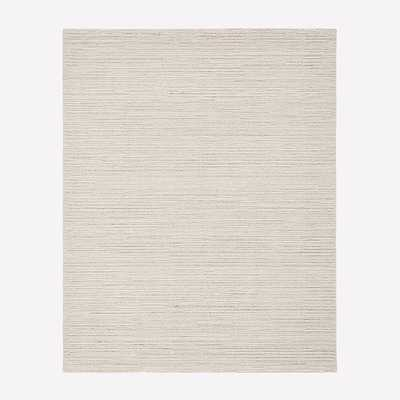 Lumini Rug, 10'x14', Ivory - West Elm