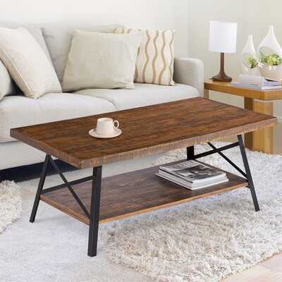 Mundt Coffee Table - Wayfair