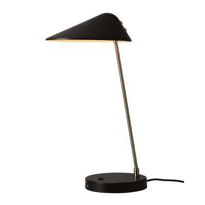 Ibis Table Lamp, Satin Nickel - AllModern
