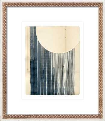 Not a Circle (False 1) by Kate Castelli for Artfully Walls - Artfully Walls