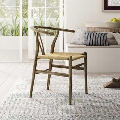 Sydnee Solid Wood Slat Back Side Dining Chair - Wayfair