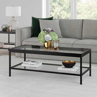 Seral Coffee Table with Storage - Wayfair