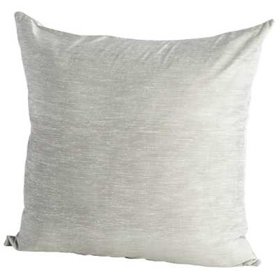Pillow Cover - 22 x 22 - Onyx Rowe