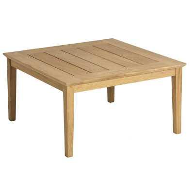 "Jensen Leisure Wooden Side Table Table Size: 27"" W x 27"" L x 17"" H - Perigold"