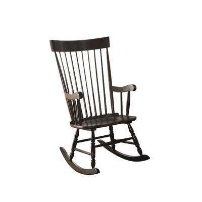 Postma Rocking Chair - Wayfair