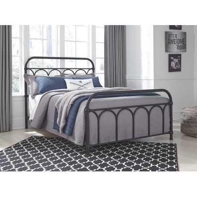 Varela Standard Bed - Wayfair