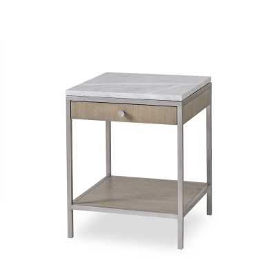 Sonder Living Maison 55 Paxton End Table with Storage - Perigold