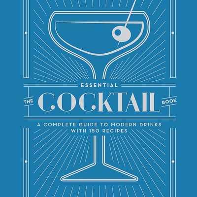 Essential Cocktail Book - West Elm