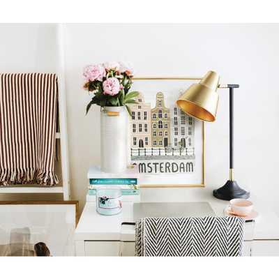 Bromi Design Bryant Brass Desk Lamp - Home Depot
