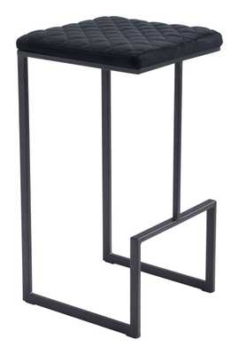 Element Barstool Black - Zuri Studios