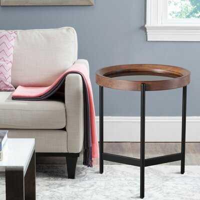 Hicklin 3 Legs End Table - Wayfair