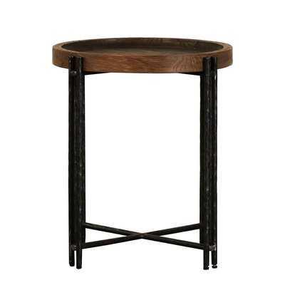 Krikor Tray Top End Table - Wayfair