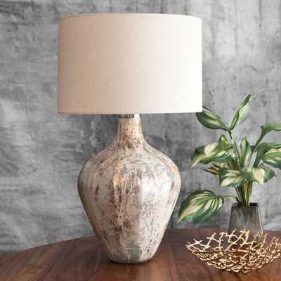 "Phoenix 30"" Glass Table Lamp - Loom 23"