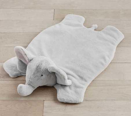 Elephant Critter Plush Play Mat - Pottery Barn Kids