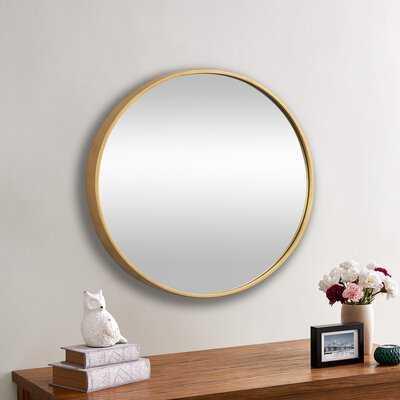 Shigeko Accent Mirror - Wayfair