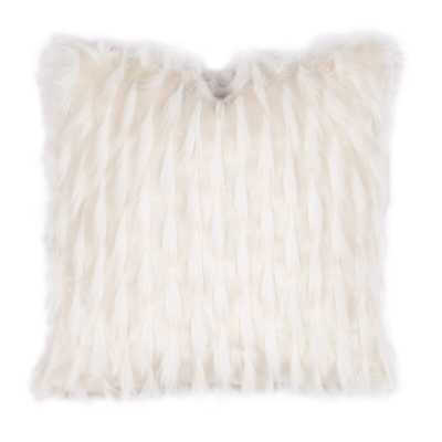 Eastern Accents Geode Luxe Faux Fur Throw Pillow - Perigold