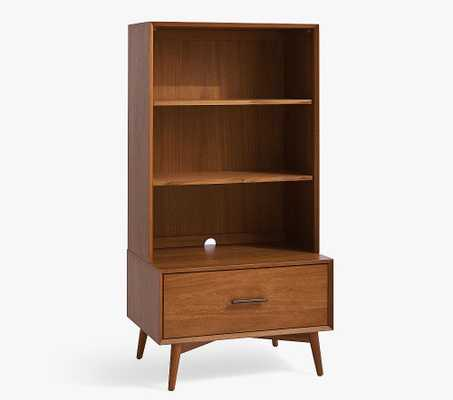 west elm x pbk Mid-Century Hutch & Drawer Base Set, In-Home - Pottery Barn Kids