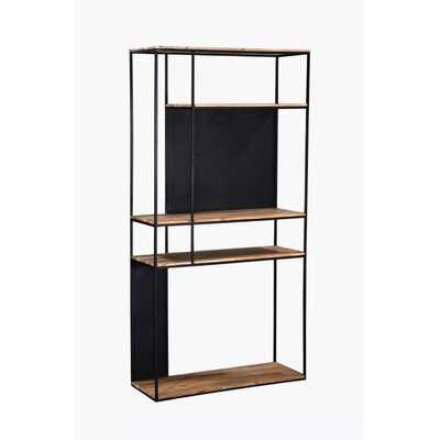Kavya Etagere Bookcase - Wayfair