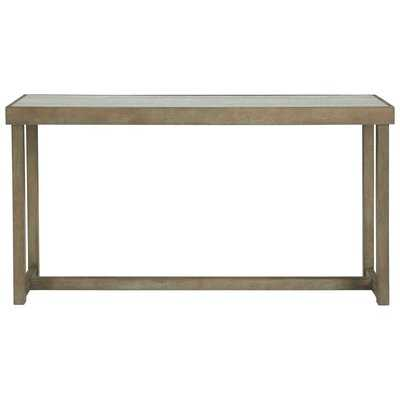 """Lightfoot 60"""" Solid Wood Console Table - Wayfair"""