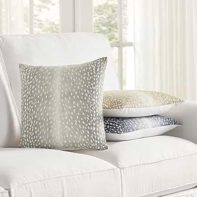 Antelope Pillow Natural  - Ballard Designs - Ballard Designs