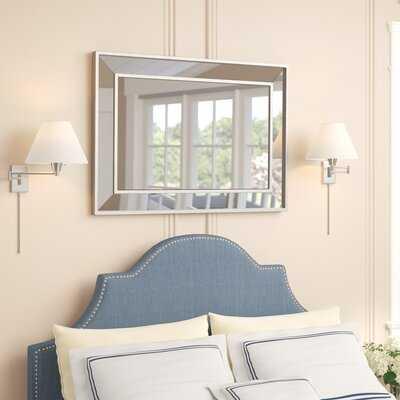Traditional Beveled Wall Mirror - Wayfair
