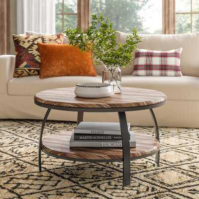 Mccormick Coffee Table with Storage - Wayfair