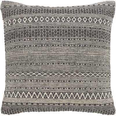 Stansel Geometric Throw Pillow in , No Fill - Wayfair