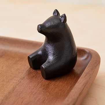 Bear Catchall Decorative Object - West Elm