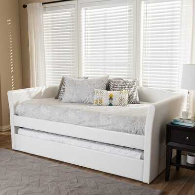Fagan Twin Daybed with Trundle - Wayfair