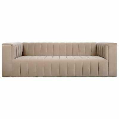 Monaco Sofa Upholstery: Sharkskin - Perigold