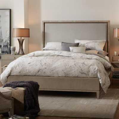 Elixir Upholstered Panel Bed Size: Queen - Perigold