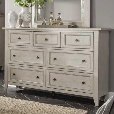 Stoughton 7 Drawer Dresser - Birch Lane