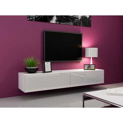 """Agoura Floating TV Stand for TVs up to 78"""" - Wayfair"""