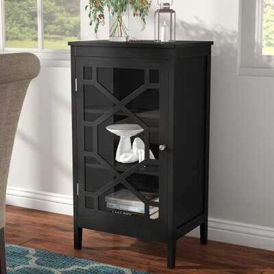 Friedlander 1 Door Accent Cabinet - Wayfair