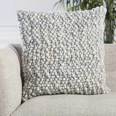 Angora Square Pillow Cover & Insert - Wayfair