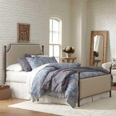 Perran Upholstered Standard Bed - Wayfair