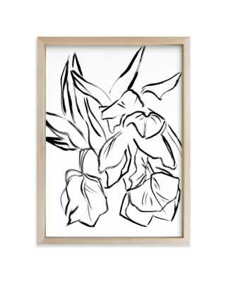 Parrot Tulips Art Print - Minted