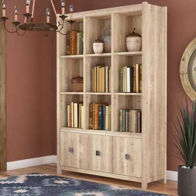 Strauss Standard Bookcase - Wayfair