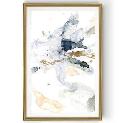 'Organic Interlace II' - Painting Print on Canvas - Wayfair