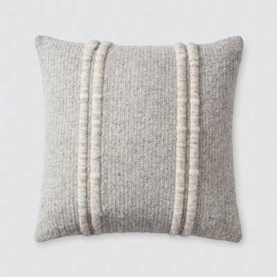 Contigo Pillow - Grey By The Citizenry - The Citizenry